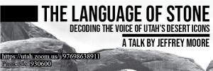 The Language of Stone Lecture