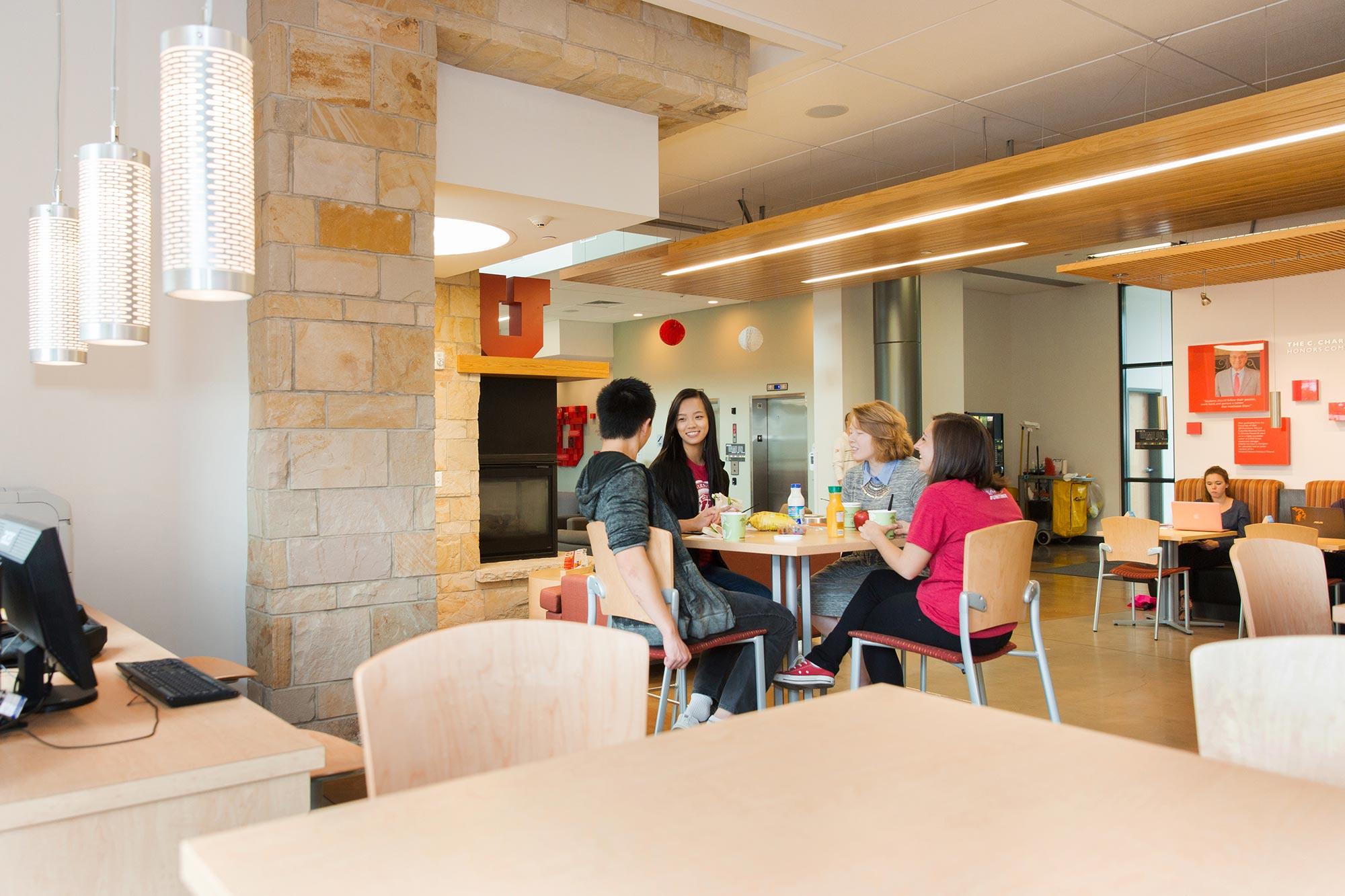 MHC dining area