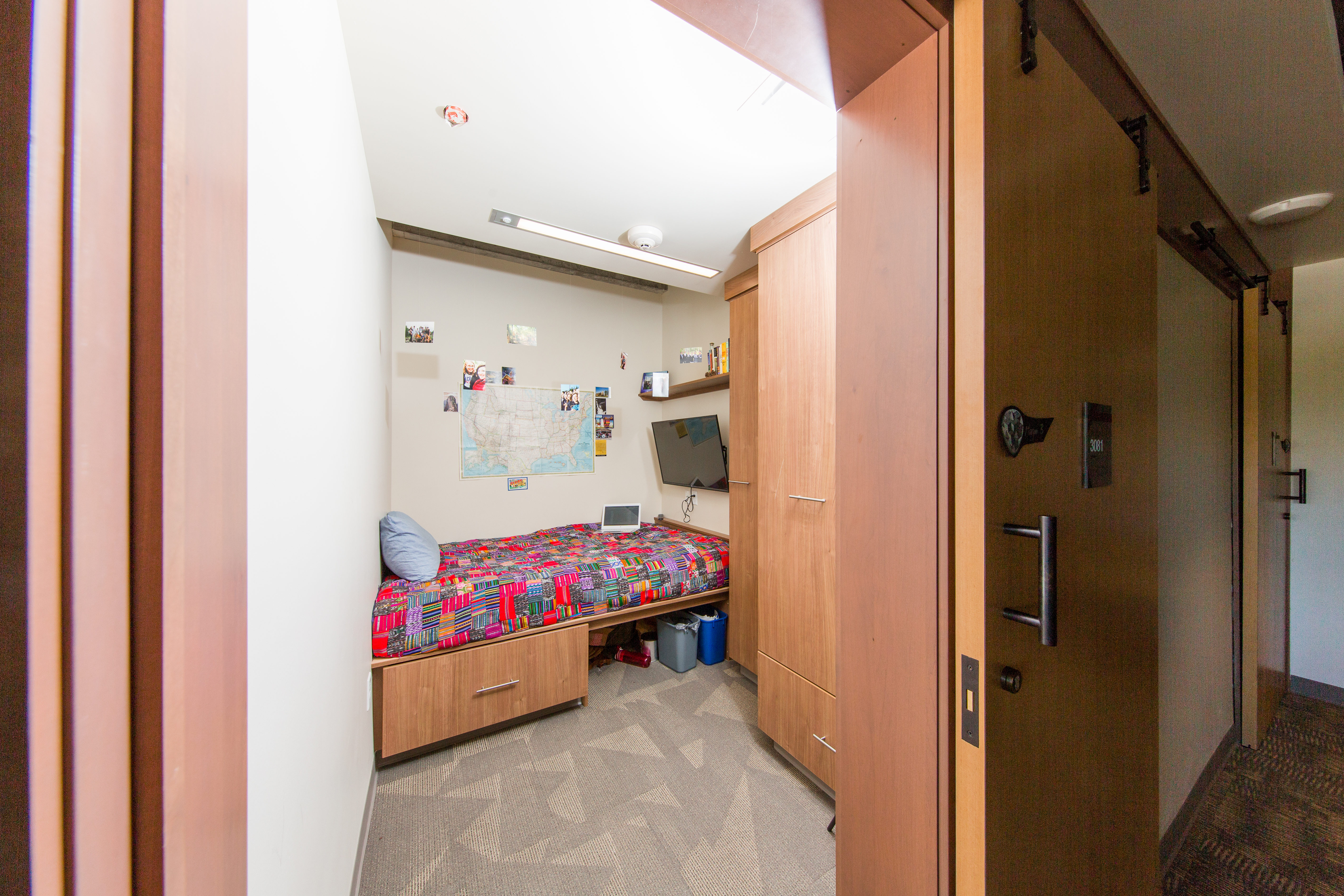 room types housing residential education