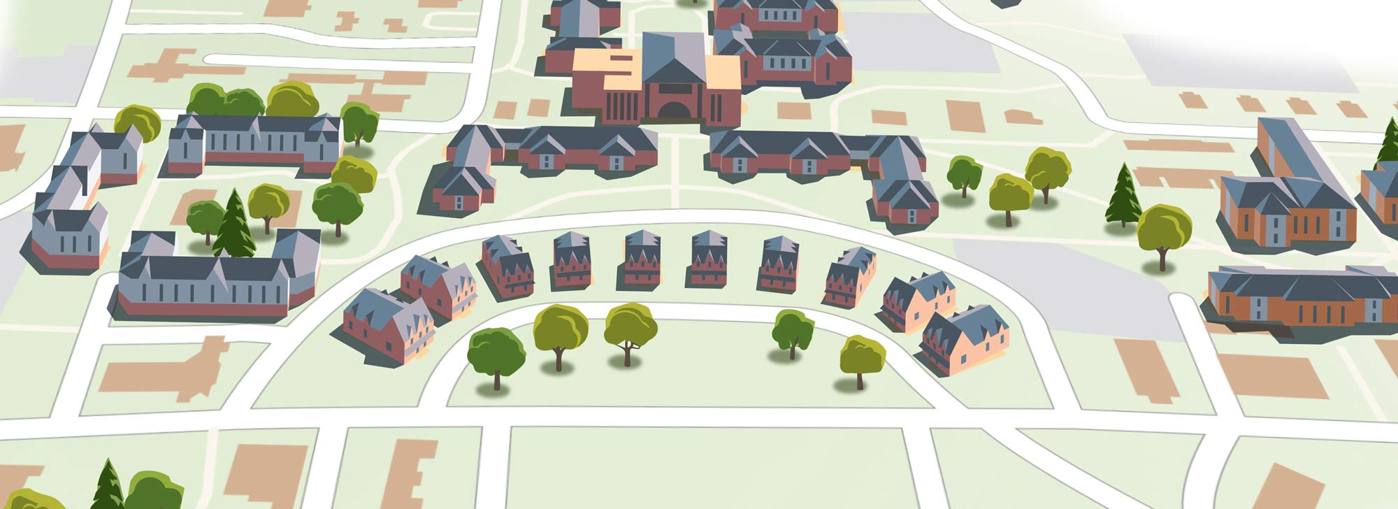 3D Map of Heritage Commons