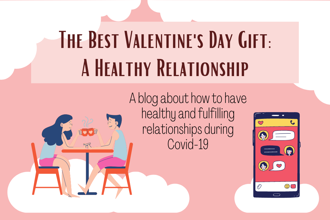 The Best Valentine's Day Gift: A Healthy Relationship blog graphic