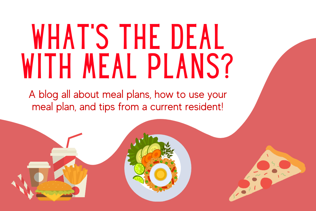 What's the deal with meal plans blog