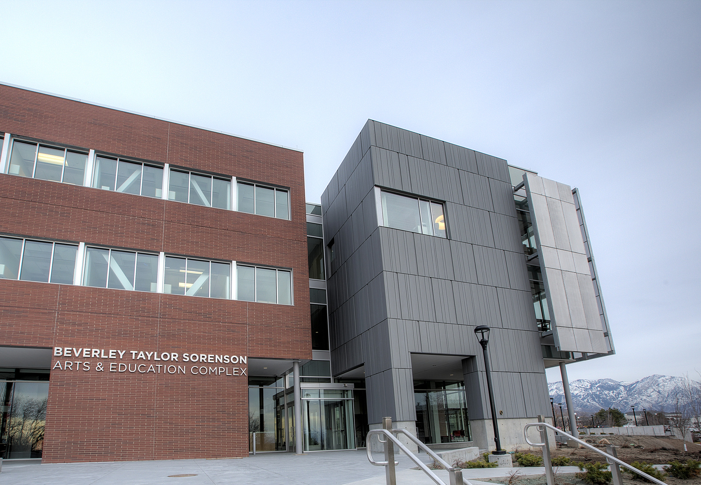 Beverley Taylor Sorenson Arts U0026 Education Complex