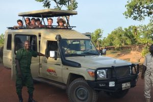Students at Tanzania