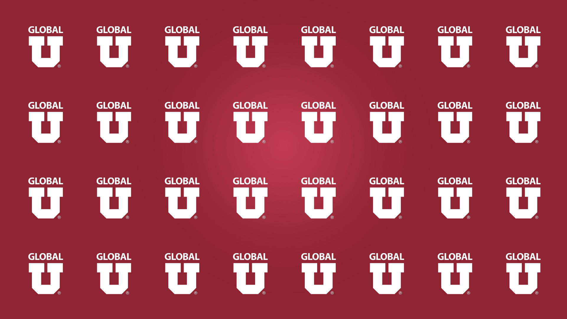 Global U Logo BACKGROUNDS