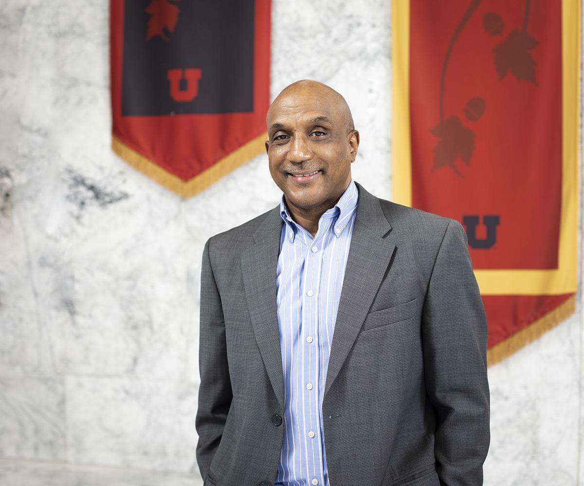 Brian Gibson, Chief Global Officer, University of Utah